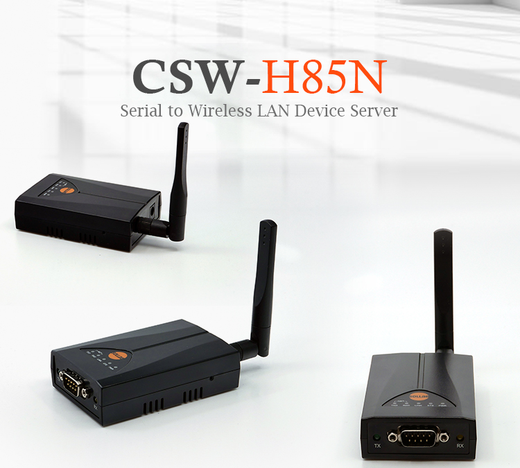 CSW H85N main features Sollae Systems Co Ltd