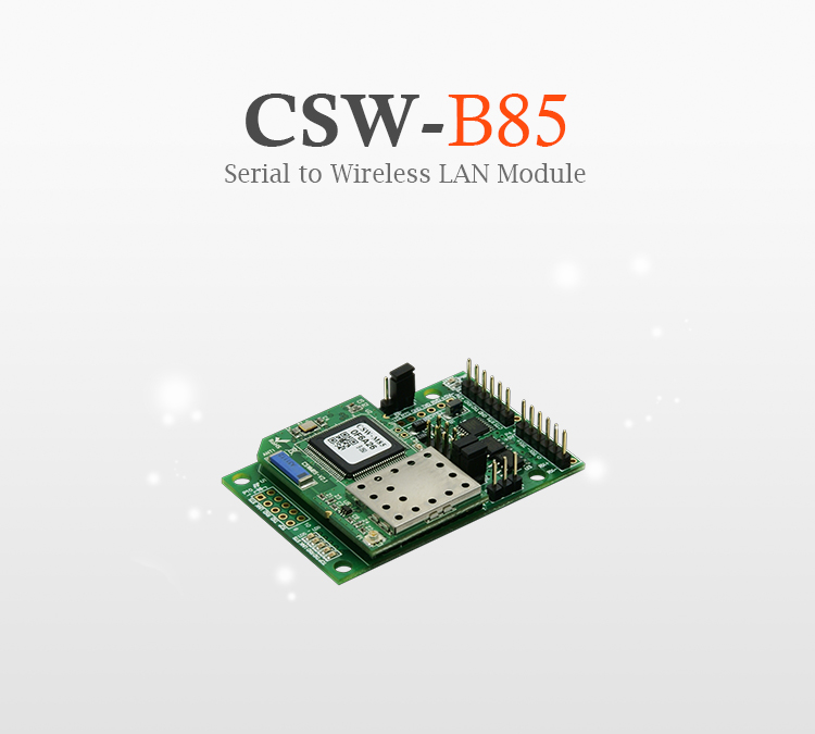 rs232 rs422 rs485 to wifi module csw b85